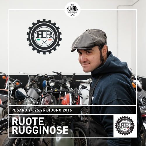 Ruote-Rugginose
